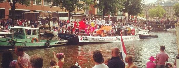 Waterlooplein is one of Amsterdam.