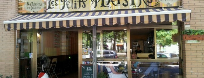 Les Petits Plaisirs is one of Best of Barcelona.
