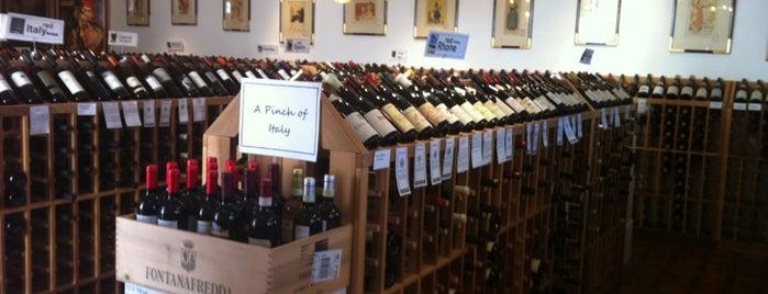 Bernards wine gallery is one of Wine Connoisseur in SFValley+.