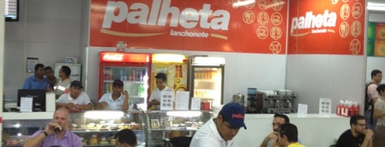 Palheta is one of Lugares favoritos de Rodrigo.