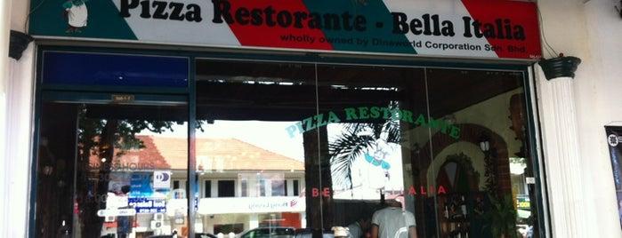 Pizza Ristorante Bella Italia is one of Penang | Eats.