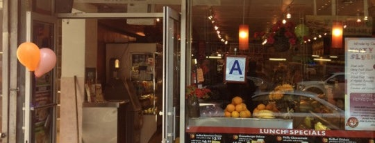 Al's Delicatessen is one of NY Food Market & Drugstore.