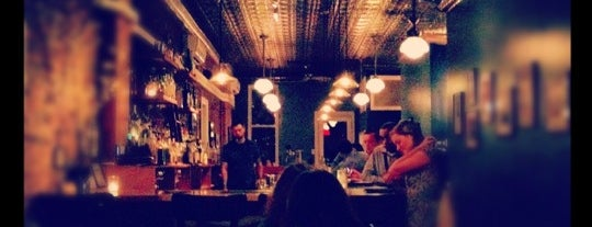 Brook Vin is one of NYC Wine Bars.