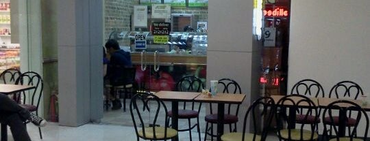 Subway is one of SM Megamall.
