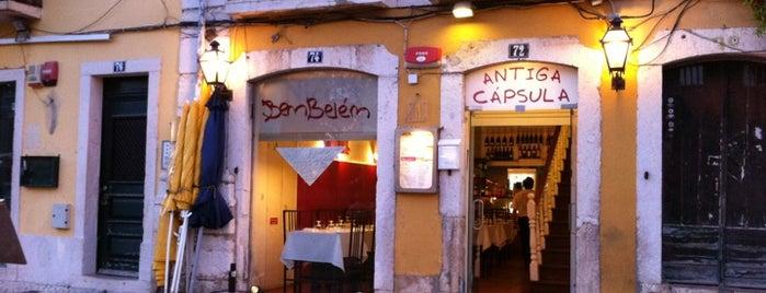 Restaurante BemBelém is one of A Visitar.