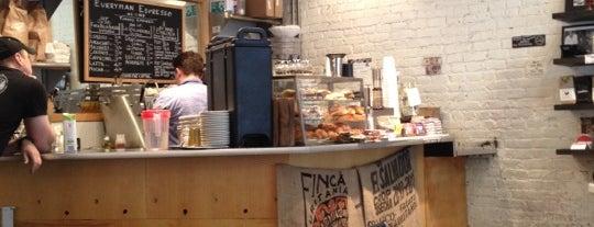 Everyman Espresso is one of New York.