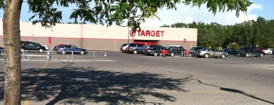 Target is one of Shopping.