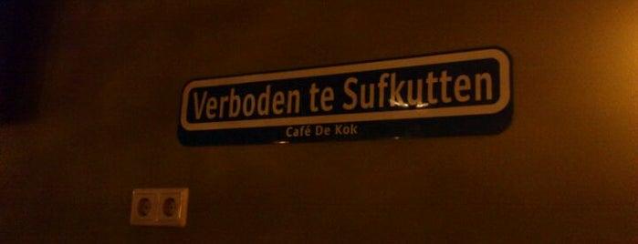 De Kok is one of Nightlife Tilburg.
