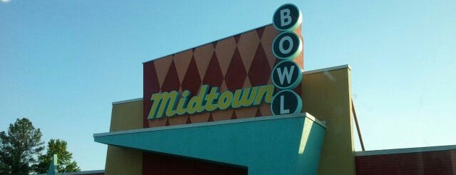 Midtown Bowl is one of Georgia Pt. 2.
