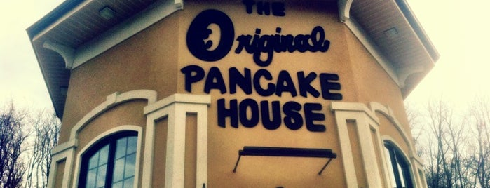 The Original Pancake House is one of Posti che sono piaciuti a Damon.