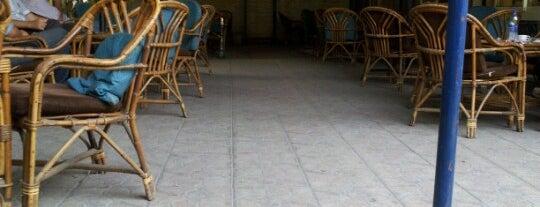 El Saraya Cafe is one of Orte, die Antonio gefallen.