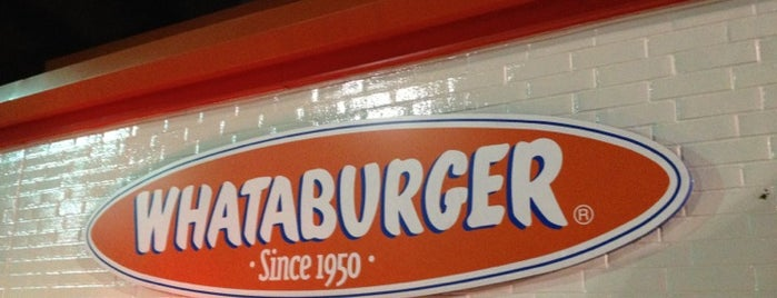 Whataburger is one of Tylerさんのお気に入りスポット.