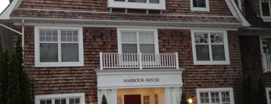 Harbour House Hotel is one of Ethan's Liked Places.