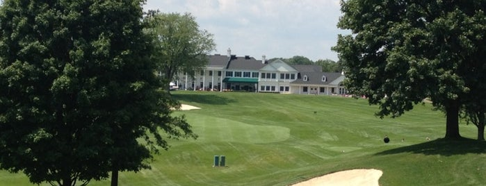 Oakland Hills Country Club is one of Jump Around.