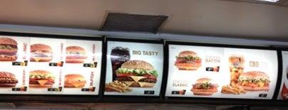 McDonald's is one of Priscila 님이 좋아한 장소.