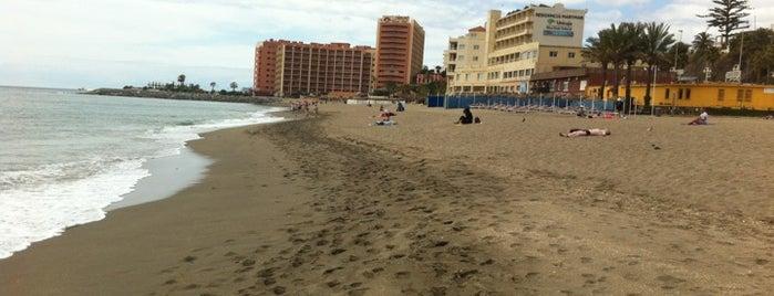 Playa de Arroyo de la Miel is one of 10.