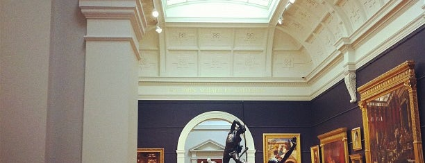 Art Gallery of New South Wales is one of Sydney.