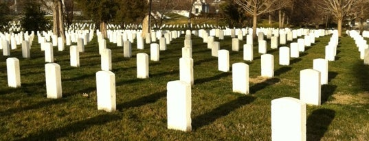 Arlington National Cemetery is one of Must See DC!.