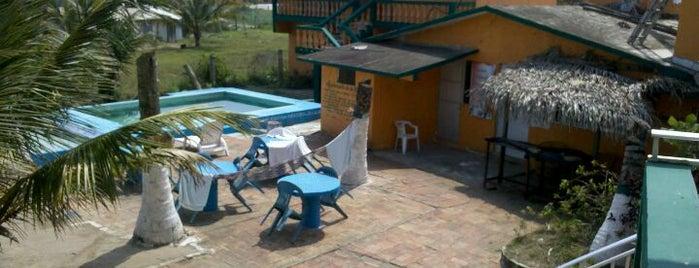 Hotel Garabato's Beach Camping Club is one of Posti che sono piaciuti a Frida.