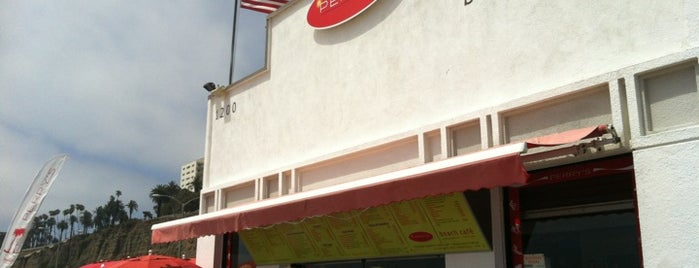 Perry's Cafe is one of W. Side I (Santa M., Brentwood, Venice, MDR, PDR).