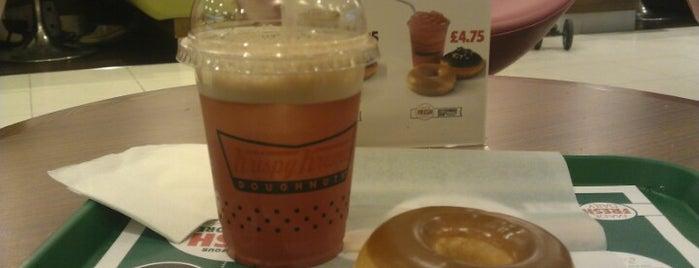 Krispy Kreme is one of Phat's Liked Places.