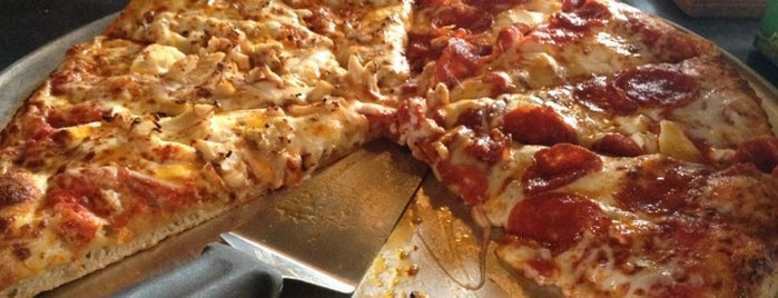 Ramo's Pizza Buster's BBQ is one of Angies saved list.