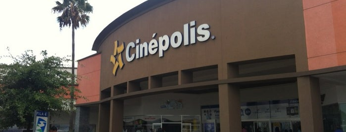 Cinépolis is one of Locais curtidos por Mariel.