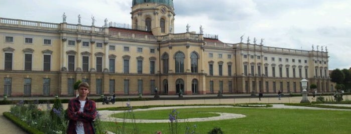 Château de Charlottenburg is one of StorefrontSticker #4sqCities: Berlin.