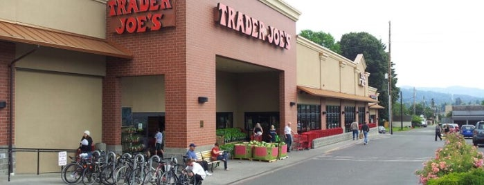 Trader Joe's is one of Seattle & Washington St.