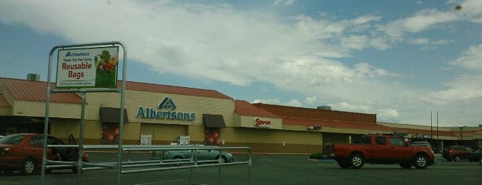 Albertsons is one of Boise.