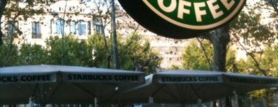 Starbucks is one of Lieux qui ont plu à jordi.