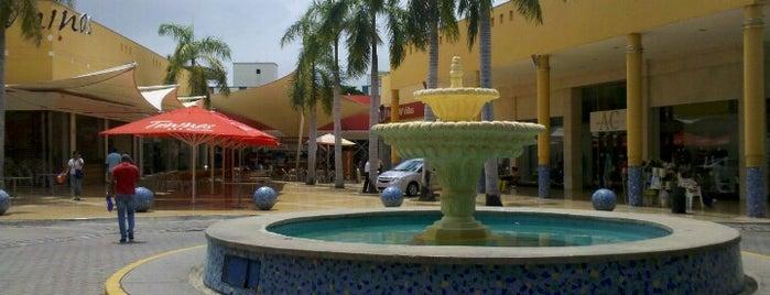 Centro Comercial Paseo de la Castellana is one of Cartagenias.