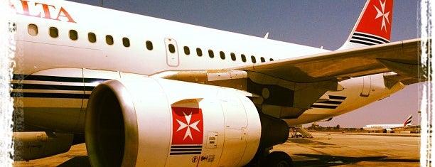 몰타 국제공항 (MLA) is one of International Airport Lists (2).