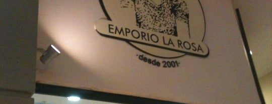Emporio La Rosa is one of Lieux qui ont plu à Daniela.