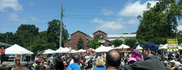 Big Shanty Festival is one of #416by416 4sqDay List 1.