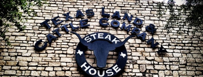 Texas Land & Cattle Steakhouse is one of Dog Friendly Places in Dallas.