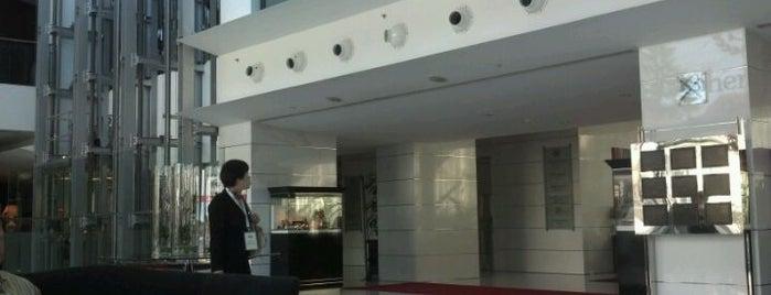 Sheraton Porto Hotel & Spa is one of MENU : понравившиеся места.