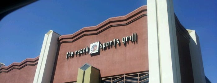 The Ranch Sports Grill is one of The OC Weekly Happy Hour List.