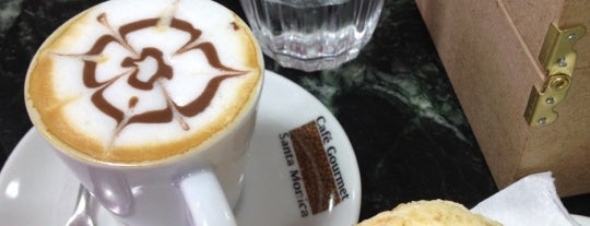 Caffè Giramondo is one of São Paulo Scrapbook.