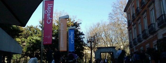 พิพิธภัณฑ์ทิสเซน-บอร์เนมิสซา is one of The Best Of Madrid.