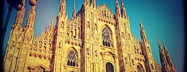 Milano is one of Italian Cities.