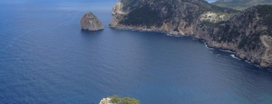 Cap de Formentor is one of Faros.