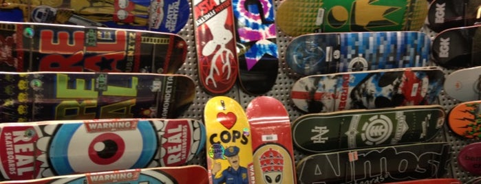 CCS Skateshop is one of Austin, TX.