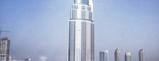 Armani Hotel Dubai is one of Hiroshi ♛さんのお気に入りスポット.