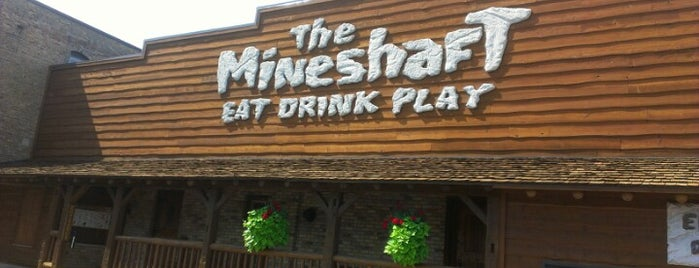 The Mineshaft Restaurant is one of Orte, die George gefallen.