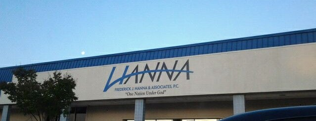 Hanna Land is one of The Chad.