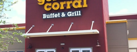 Golden Corral is one of Lugares favoritos de Eison.