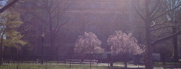 Prospect Heights High School Campus is one of Kiki's Liked Places.
