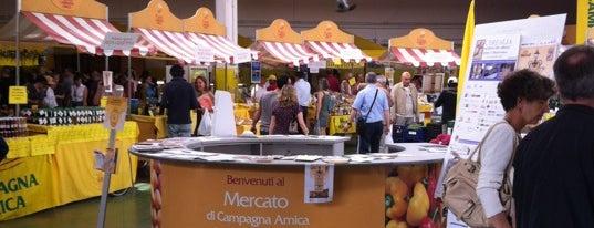 Mercato di Campagna Amica is one of Rome.