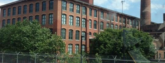 Stacks Lofts is one of Atlanta History.
